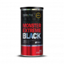 Monster Extreme Black (22 packs) Probiótica