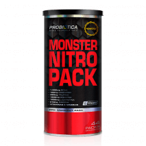 Monster Nitro Pack (44packs) Probiótica