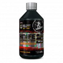 Knife L-Carnitina (480ml) Military Trail