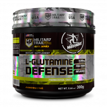L-Glutamina Defense (300g) Military Trail