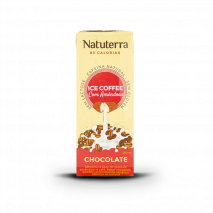 Café Gelado Com Amêndoa (200ml) Natuterra-Chocolate - 50% OFF