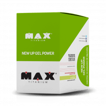 New Up Gel (10unid) Max Titanium-Citrus