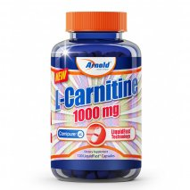 L-Carnitine 1000mg (120caps) Arnold Nutrition