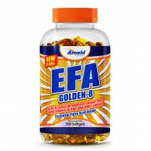 Efa Golden-8 (200caps) Arnold Nutrition - 30% OFF