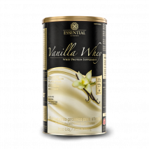 Vanilla Whey (900g) Essential Nutrition