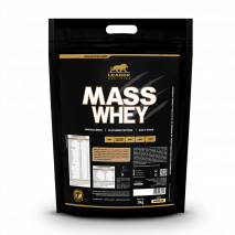 Mass Whey (3000g) Leader Nutrition
