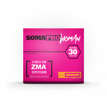 Soma Pro Woman ZMA (30comps) Iridium