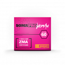 Soma Pro Woman ZMA (60comps) Iridium