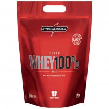 Whey 100% Pure (1800g) IntegralMedica-Chocolate