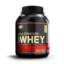100% Whey Protein (5lb/2270g) Optimum Nutrition