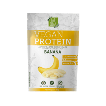 Vegan Protein Banana Sachê (30g) Eat Clean