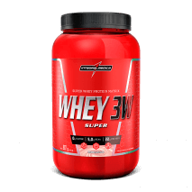 Super Whey 3W (907g) IntegralMedica