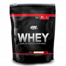 100% Whey Protein (1.8lb/825g) Optimum Nutrition