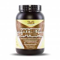 Whey Supreme Gourmet (900g) 3VS-Waffer com Chocolate