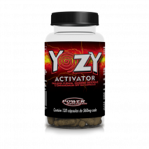 Yozy Activator (120caps) Power Supplements