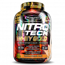 Nitro Tech 100% Whey Gold (2500g) MuscleTech