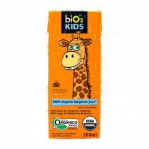 BiO2 Juice Kids (200ml) BiO2-Tangerina - 40% OFF