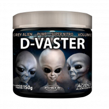 D-Vaster Grey (150g) Power Supplements
