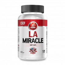 L.A Miracle USA (120caps) Midway - 50% OFF