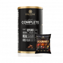 Feel Complete (547g) Essential Nutrition + Journey Mediterranean Cracker (25g) Grátis