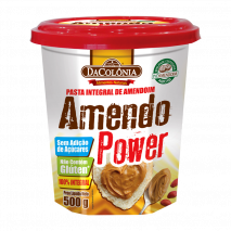 Amendo Power (500g) DaColônia