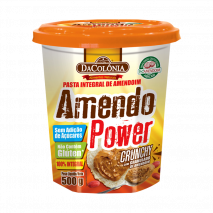 Amendo Power Crunch (500g) DaColônia