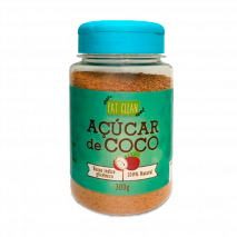 Açúcar de Coco (300g) Eat Clean
