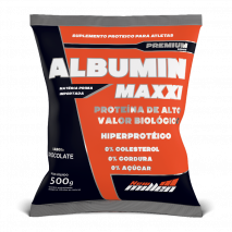 Albumin Maxxi (500g) New Millen-Chocolate - 50% OFF