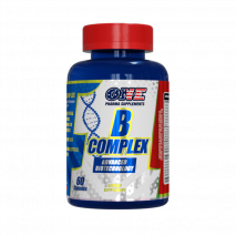 B-Complex (60caps) One Pharma Supplements