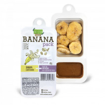 Banana Pack com Açúcar de Coco (46g) Eat Clean - 50% OFF