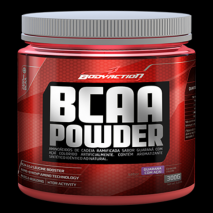 BCAA Powder (300g) BodyAction-Sem Sabor - 50% OFF