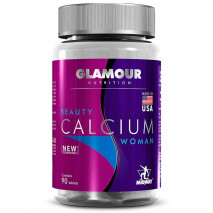 Beauty Calcium Woman (90tabs) Glamour Nutrition