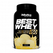 Best Whey ISO (900g) Atlhetica Nutrition-Abacaxi - 50% OFF