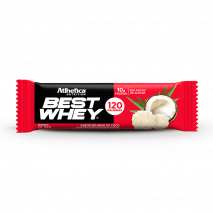 Best Whey Bar (Unidade-33g) Atlhetica Nutrition