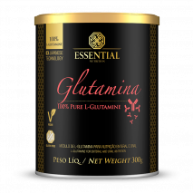 L-Glutamina (300g) Essential Nutrition