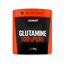L-Glutamina 100% Pure (300g) New Millen