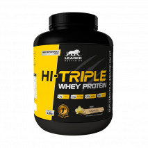 Hi-Triple Whey Protein (1800g) Leader Nutrition