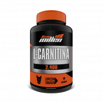 L-Carnitina 2400 (90caps) New Millen