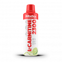 L-Carnitina 2300 (480ml) Atlhetica Nutrition