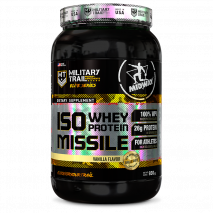 Iso Whey Protein Missile (930g) Military Trail