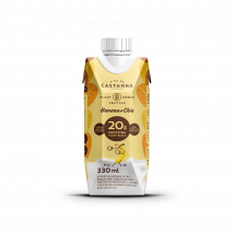 Plant Power Protein (330ml) A Tal da Castanha-Banana e Chia - 40% OFF