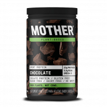 Sport Protein (527g) Mother Nutrients-Chocolate - 40% OFF