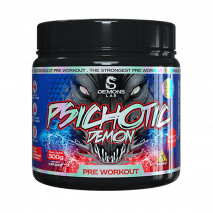 Psichotic Demon Black (300g) Demons Lab