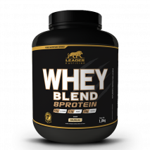 Whey Blend 8 Protein (1800g) Leader Nutrition