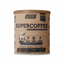 SuperCoffee 2.0 Chocolate (220g) Caffeine Army