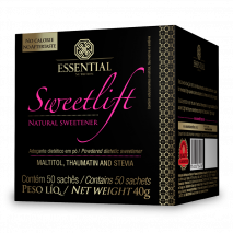 Sweetlift (50 sachês de 0,8g) Essential Nutrition