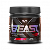 Pré Workout Beast (300g) 3VS