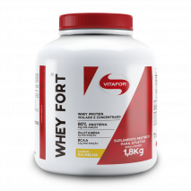 Whey Fort (1800g) Vitafor