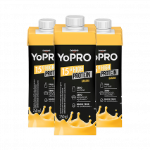 YoPro (3x250ml) Danone-Banana