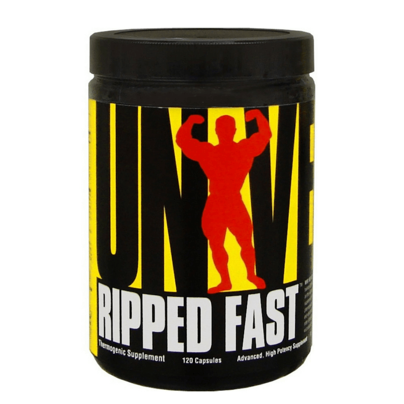 Ripped Fast (120caps) Universal Nutrition